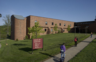 A look at Knobview Hall